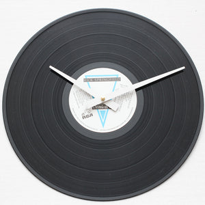 "Rick Springfield<br>Living In Oz<br>12"" Vinyl Clock"