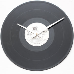 "Puff Daddy &<br>The Family<br>It's All About The Benjamins<br>12"" Vinyl Clock"