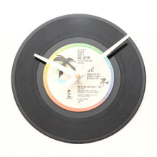 "U2<br>With Or Without You<br>7"" Vinyl Clock"