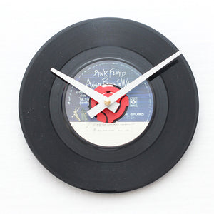 "Pink Floyd<br>Another Brick In The Wall<br>7"" Vinyl Clock"
