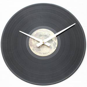 "Santana<br> Moonflower Record 1 <br>12"" Vinyl Clock"
