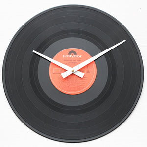 "The Smurfs<br>Smurfing Sing Song<br>12"" Vinyl Clock"
