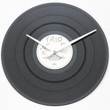 "Trio - Da Da Da -12"" Single - Handmade 12"" Vinyl Record Clock"