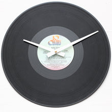 "Barry White <br>Can't Get Enough<br>12"" Vinyl Clock"