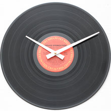 "Bruce Springsteen<br> Born In The U.S.A <br>12"" Vinyl Clock"