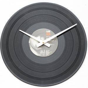 "U2<br>Rattle And Hum Record 1<br>12"" Vinyl Clock"
