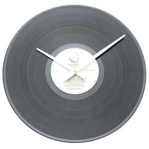 "Elton John<br> Breaking Hearts <br>12"" Vinyl Clock"
