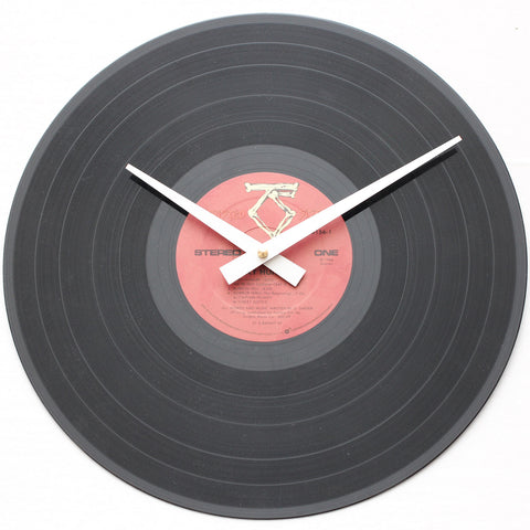 "Twisted Sister <br>Stay Hungry <br>12"" Vinyl Clock"