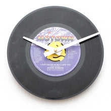 "Stevie Wonder<br>I Just Called...<br>7"" Vinyl Clock"