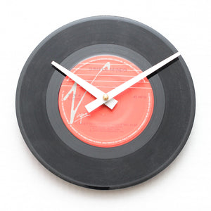 "Simple Minds<br>Don't You Forget...<br>7"" Vinyl Clock"
