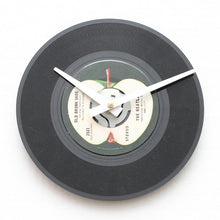 "The Beatles<br>Old Brown Shoe<br>7"" Vinyl Clock"