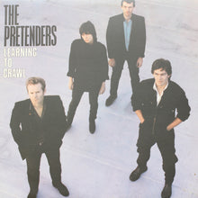 "The Pretenders<br>Learning To Crawl<br>12"" Vinyl Clock"