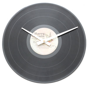 "Harry Chapin<br>Great Stories Live 2<br>12"" Vinyl Clock"