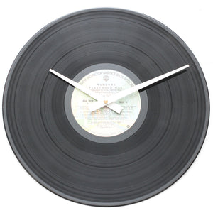 "Fleetwood Mac<br>Rumours <br>12"" Vinyl Clock"