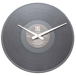 "Jim Croce<br> Life And Times <br>12"" Vinyl Clock"