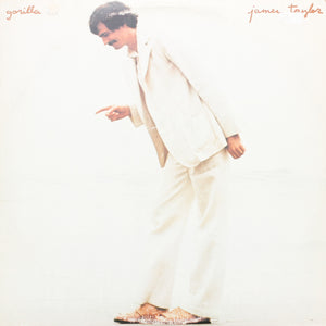 "James Taylor<br>Gorilla<br>12"" Vinyl Clock"