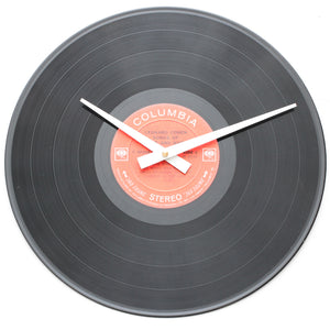 "Leonard Cohen<br>Songs Of Love and Hate<br>12"" Vinyl Clock"