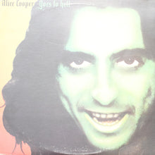 "Alice Cooper<br>Goes To Hell<br>12"" Vinyl Clock"