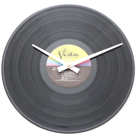 "Fantasia<br>Digital Soundtrack Record 1<br>12"" Vinyl Clock"