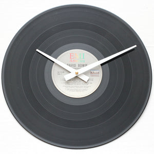 "David Bowie<br>Tonight<br>12"" Vinyl Clock"