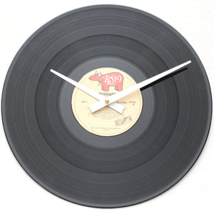 "Eric Clapton <br>Another Ticket <br>12"" Vinyl Clock"