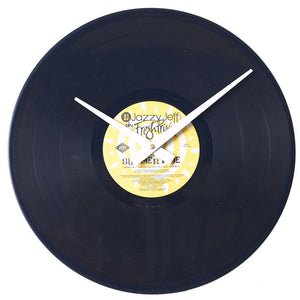 DJ Jazzy Jeff & The Fresh Prince Summertime Single Vinyl LP Clock