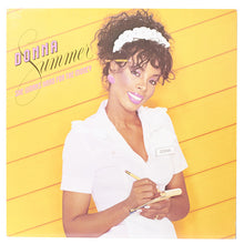 "Donna Summer <br>She Works Hard for the Money <br>12"" Vinyl Clock"
