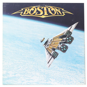 Boston – Third Stage - Handmade Authentic Vinyl Clock From Original LP Record