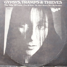 "Cher <br>Gypsys, Tramps & Thieves <br>12"" Vinyl Clock"