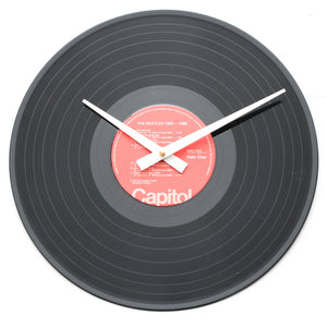 "The Beatles<br>1962-1966 Record 1<br>12"" Vinyl Clock"