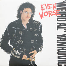 "Weird Al Yankovic<br>Even Worse <br>12"" Vinyl Clock"
