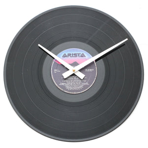 "Whitney Houston <br>Whitney Houston <br>12"" Vinyl Clock"