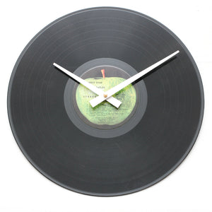 "The Beatles <br>Abbey Road <br>12"" Vinyl Clock"