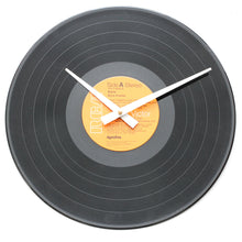 "Elvis Presley<br>Greatest Hits <br>12"" Vinyl Clock"
