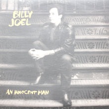 "Billy Joel <br>An Innocent Man <br>12"" Vinyl Clock"