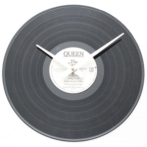 "Queen<br> The Game<br> 12"" Vinyl Clock"