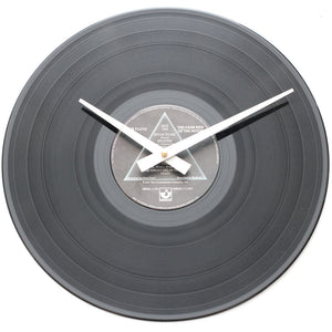 "Pink Floyd<br> Dark Side Of The Moon<br> 12"" Vinyl Clock"