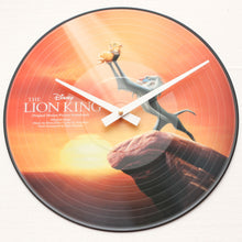 "Lion King<br> Soundtrack<br> 12"" Vinyl Clock"