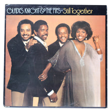 "Gladys Knight & The Pips<br>Still Together<br>12"" Vinyl Clock"