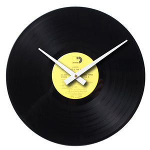 Diana Ross & The Supremes - Record 2 - Authentic Vinyl Record Clock Made From Original LP Record