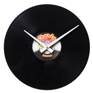 Little Richard - Dollars, Dollars And More Dollars - Handmade Authentic Vinyl Clock Using Original LP Record
