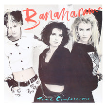 "Bananarama<br>True Confession<br>12"" Vinyl Clock"