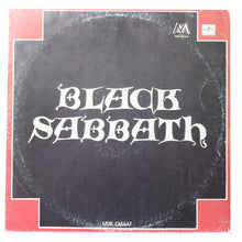 Black Sabbath - Russian Import - Handmade Vinyl Record Clock Using Original LP