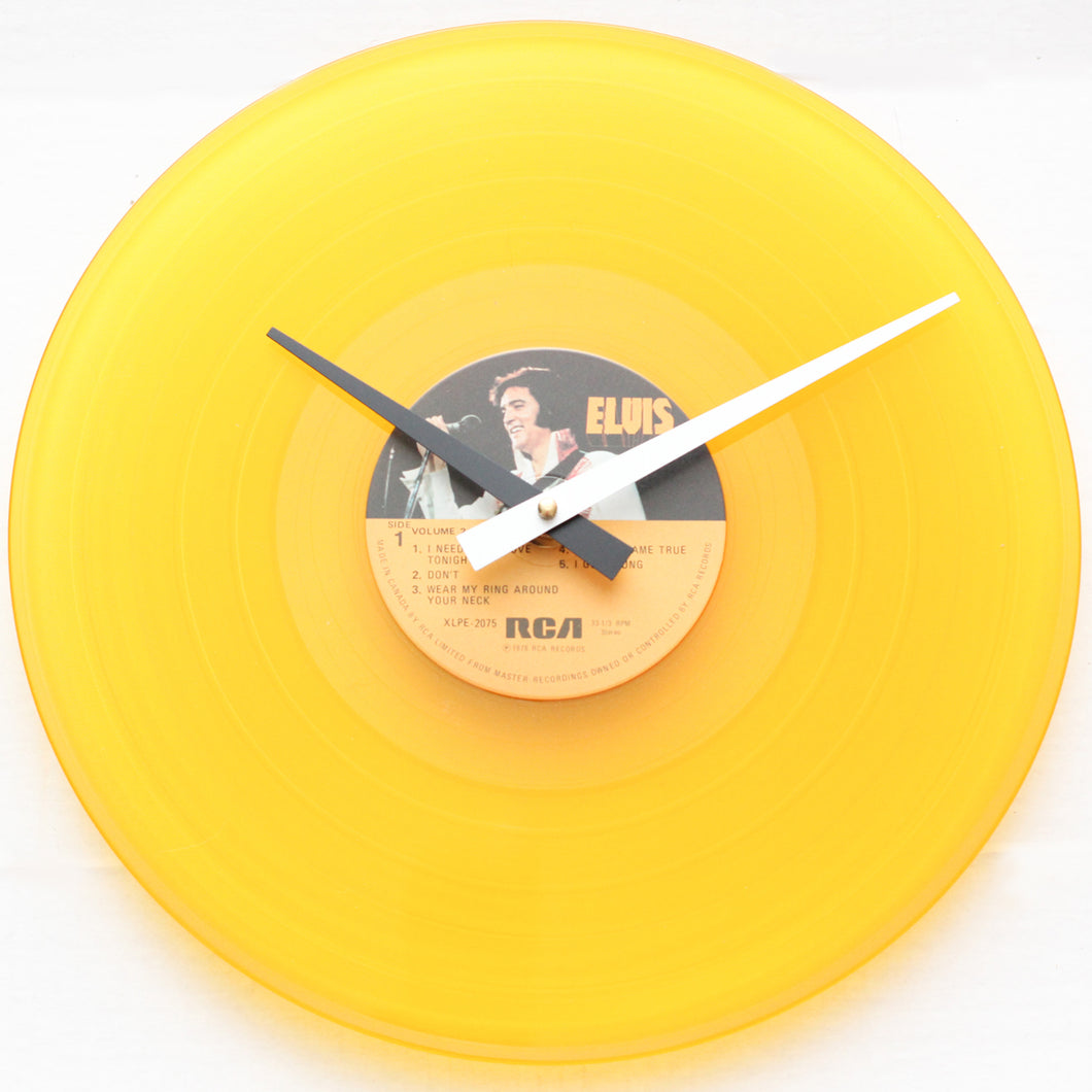 Elvis Presley <br>Golden Records<br> 12