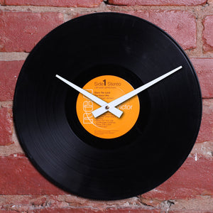 The Guess Who - Share The Land - Handmade Vinyl Record Clock Using Original LP