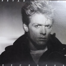 "Bryan Adams<br>Reckless<br>12"" Vinyl Clock"