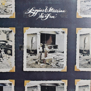 "Loggins & Messina<br>So Fine<br>12"" Vinyl Clock"