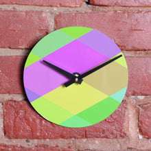 "DesignYour Own<br>Custom Made<br>7"" Vinyl Clock"
