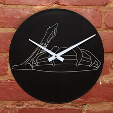 "Montreal Olympic Stadium 12"" Original Photo Print Vinyl Record Clock"