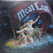 Meat Loaf - Dead Ringer - Handmade Authentic Vinyl Clock From Original LP Record